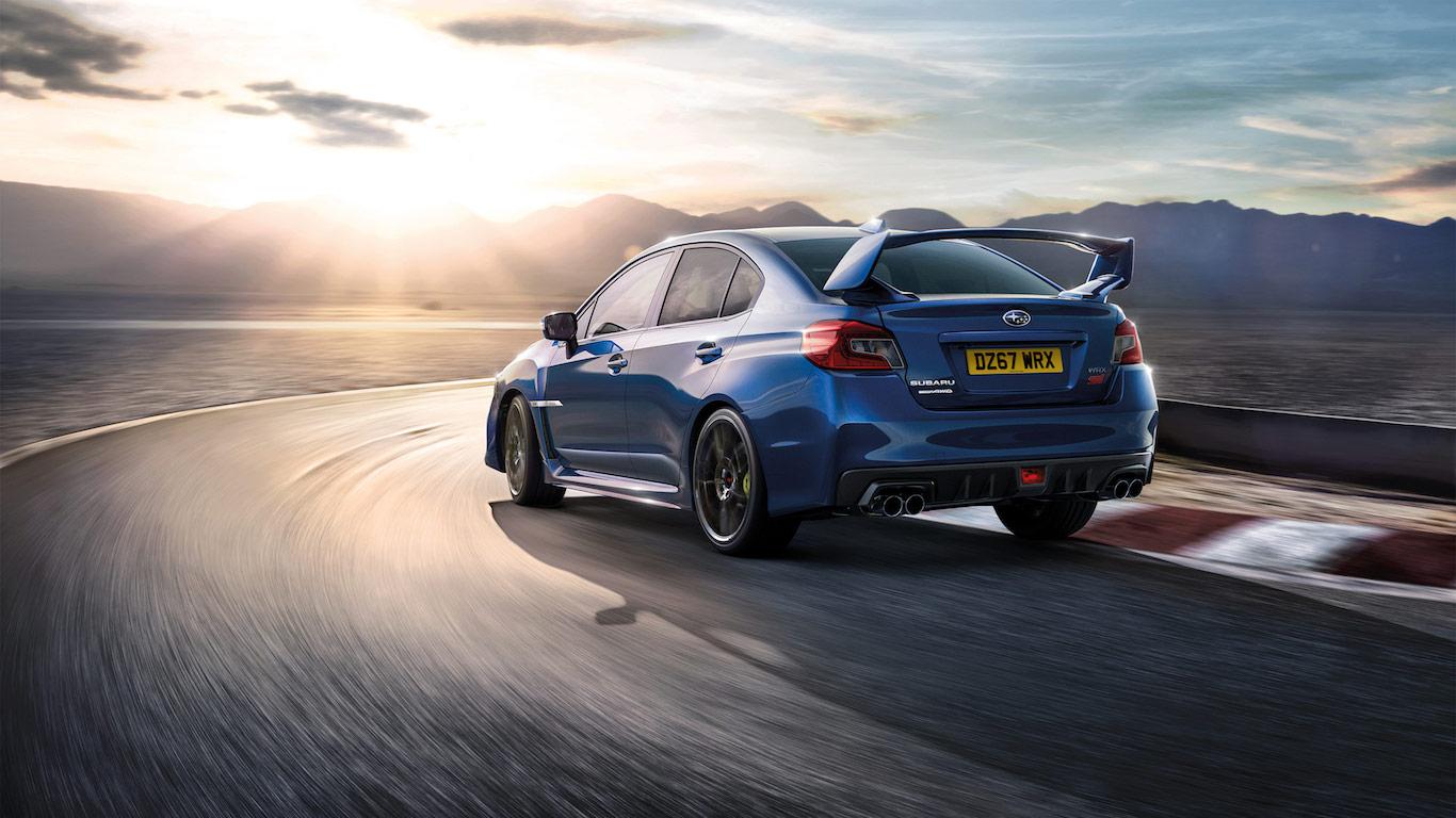 2017 Subaru WRX STI Final Edition