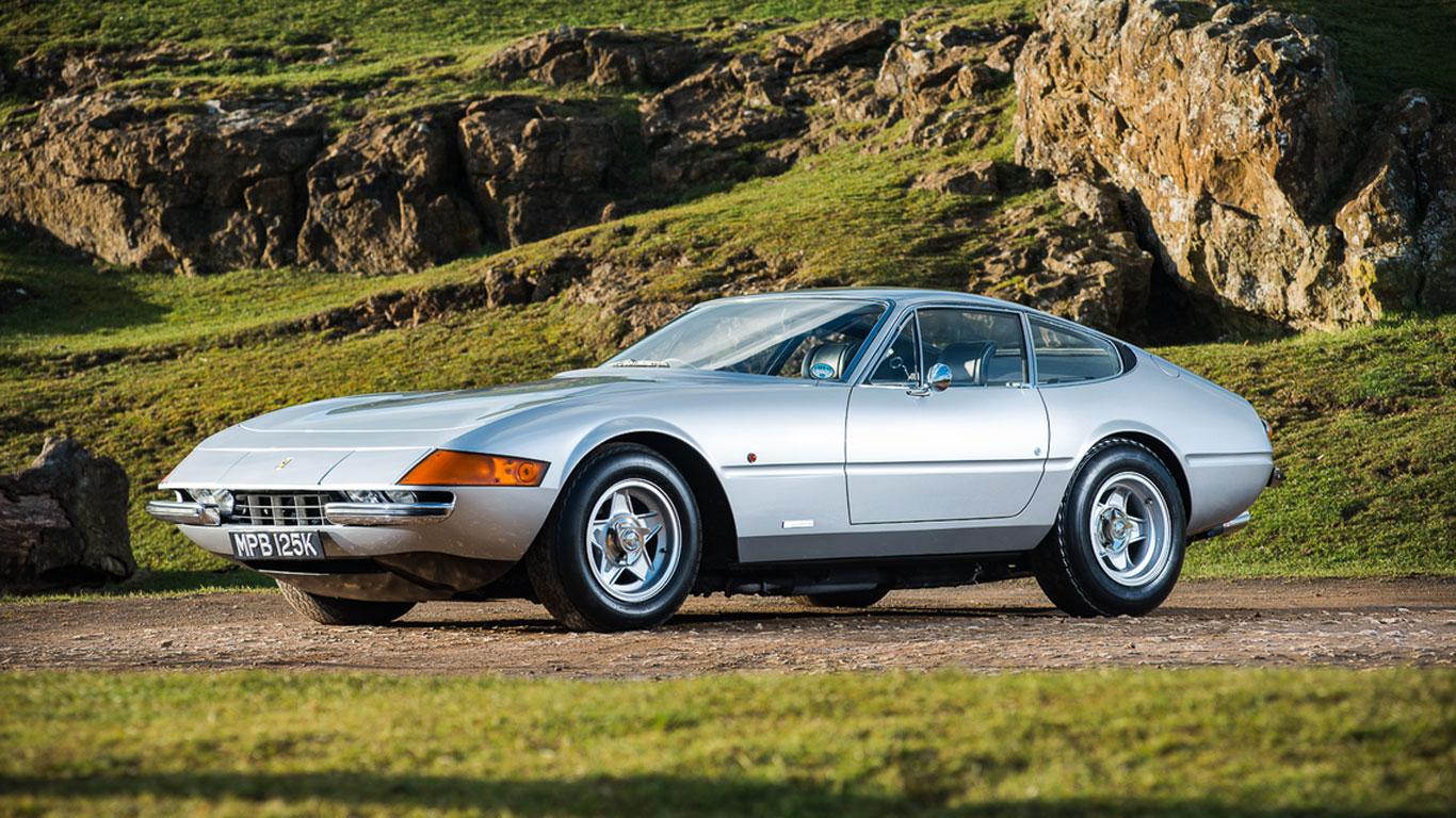 Ferrari 365 GTB/4 Daytona: £500,000 - £575,000