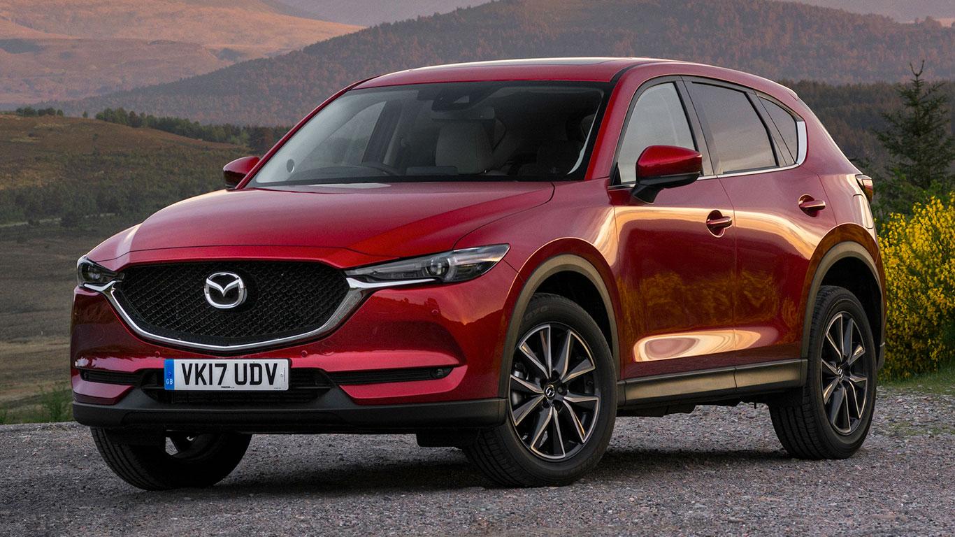 19: Mazda CX-5
