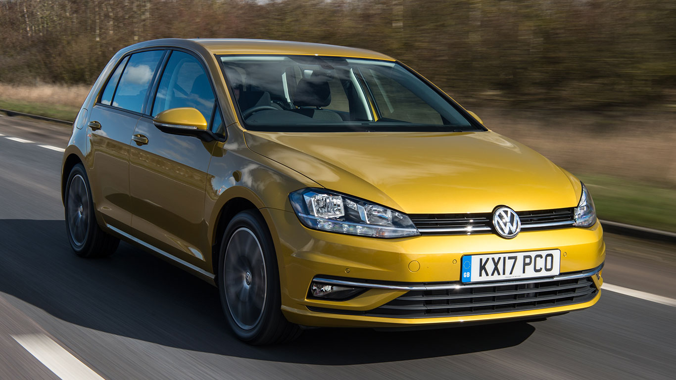 18: Volkswagen Golf