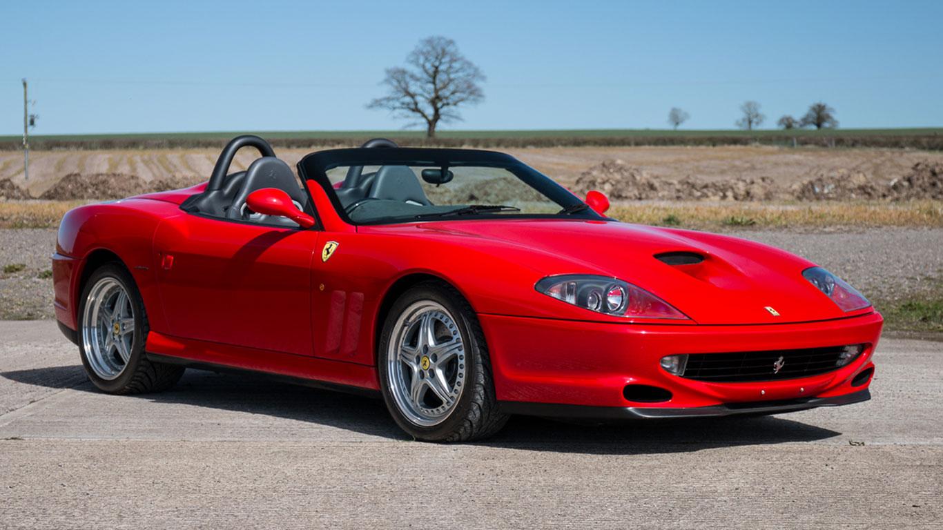 Ferrari 365 GT4 BB: £255,000 - £295,000