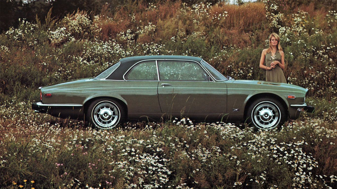 Jaguar XJ6 Coupe