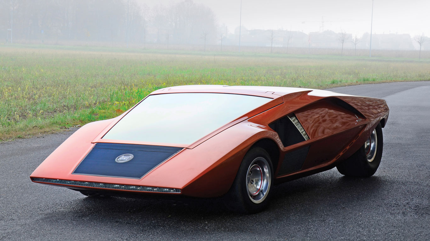 Marcello Gandini Greatest Hits Of A Car Design Genius