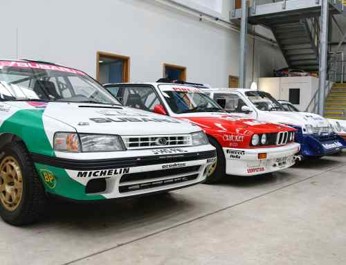 Video: Prodrive's amazing race and rally car collection