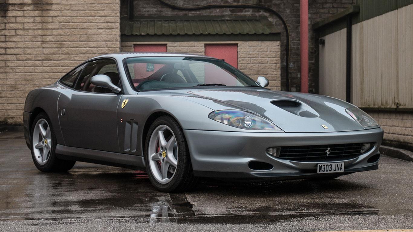 Ferrari F12 Berlinetta: £190,000 - £240,000