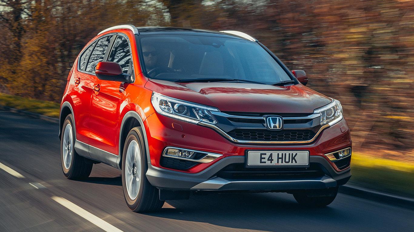 12: Honda CR-V