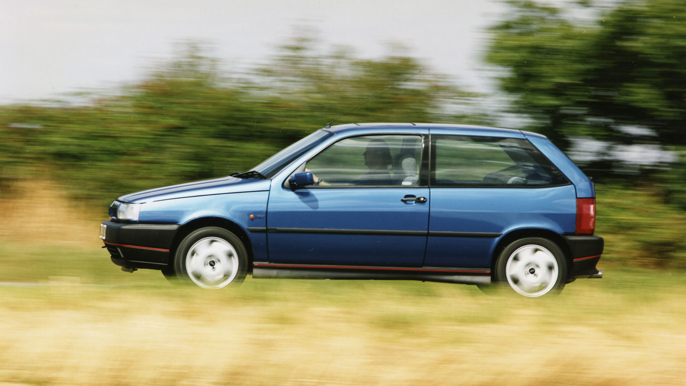 The Fiat Group S Tipo Due Platform Or Type Two Was Conceived From Outset With Intention Of Shared Use Beginning This
