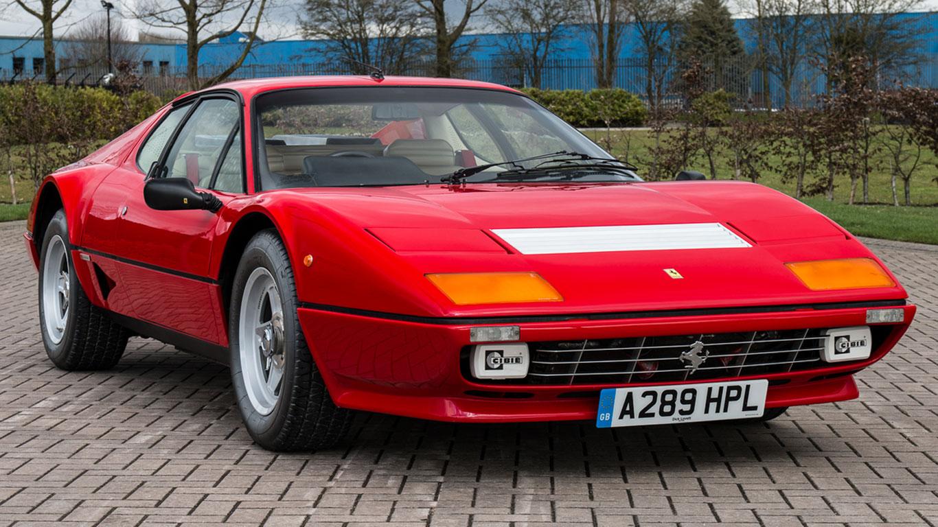 Ferrari 512 BBi: £210,000 - £240,000