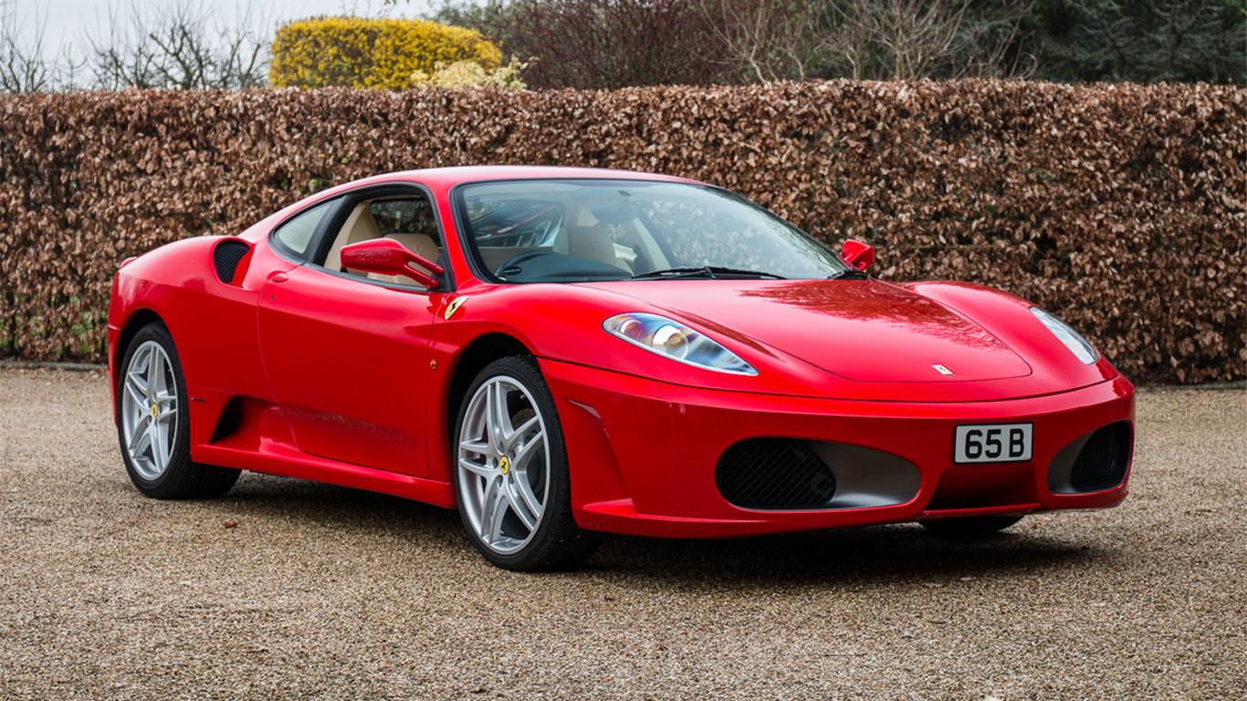 Ferrari 612 Scaglietti 'One-to-One': £90,000 - £110,000
