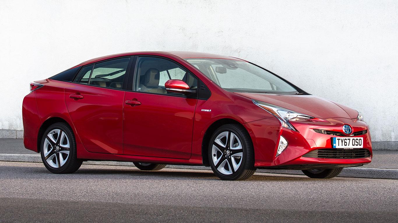 4: Toyota Prius