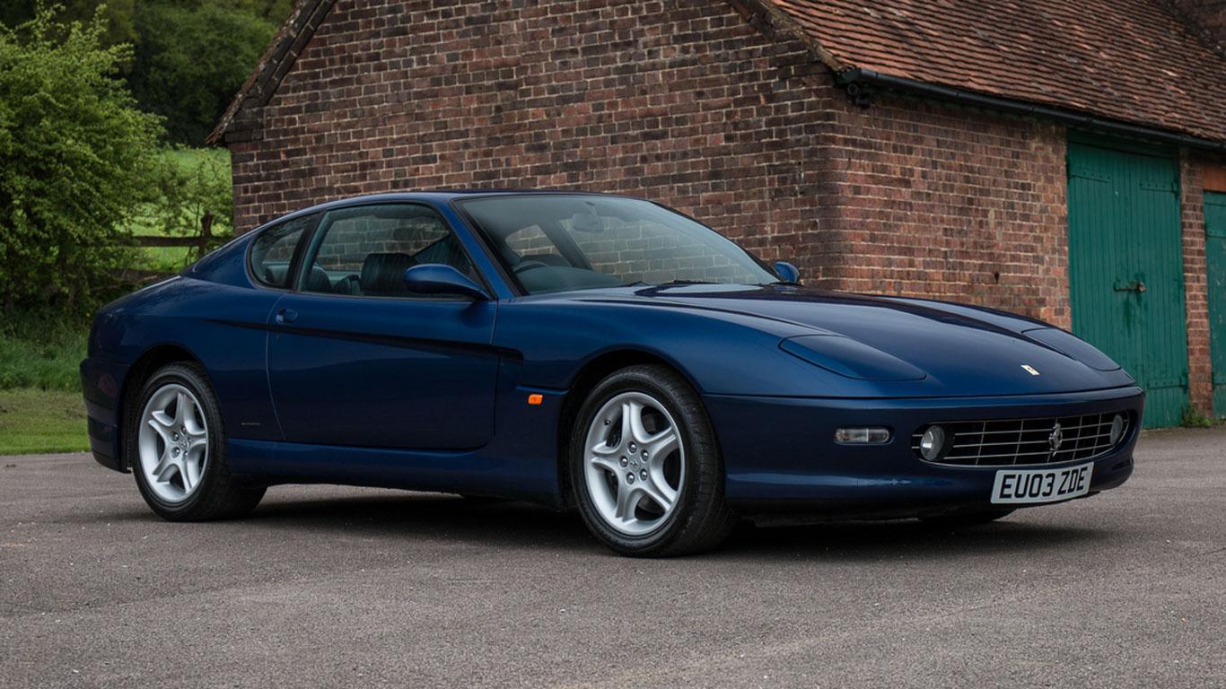 Ferrari 456M GTA: £48,000 - £54,000