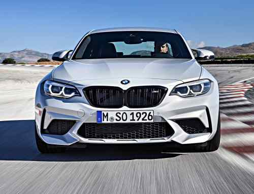 The BMW M2 Competition is a glorious way to go green