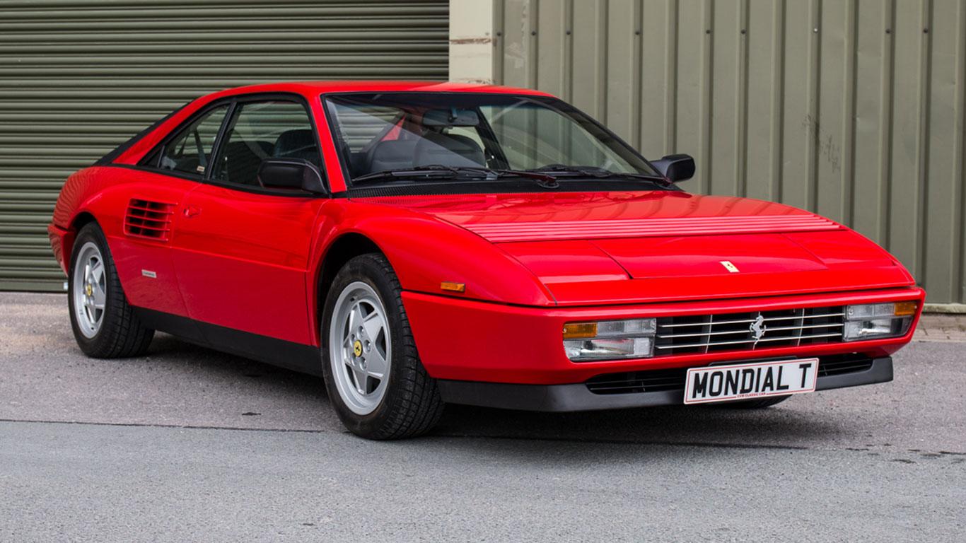 Ferrari Mondial T: £50,000 - £60,000