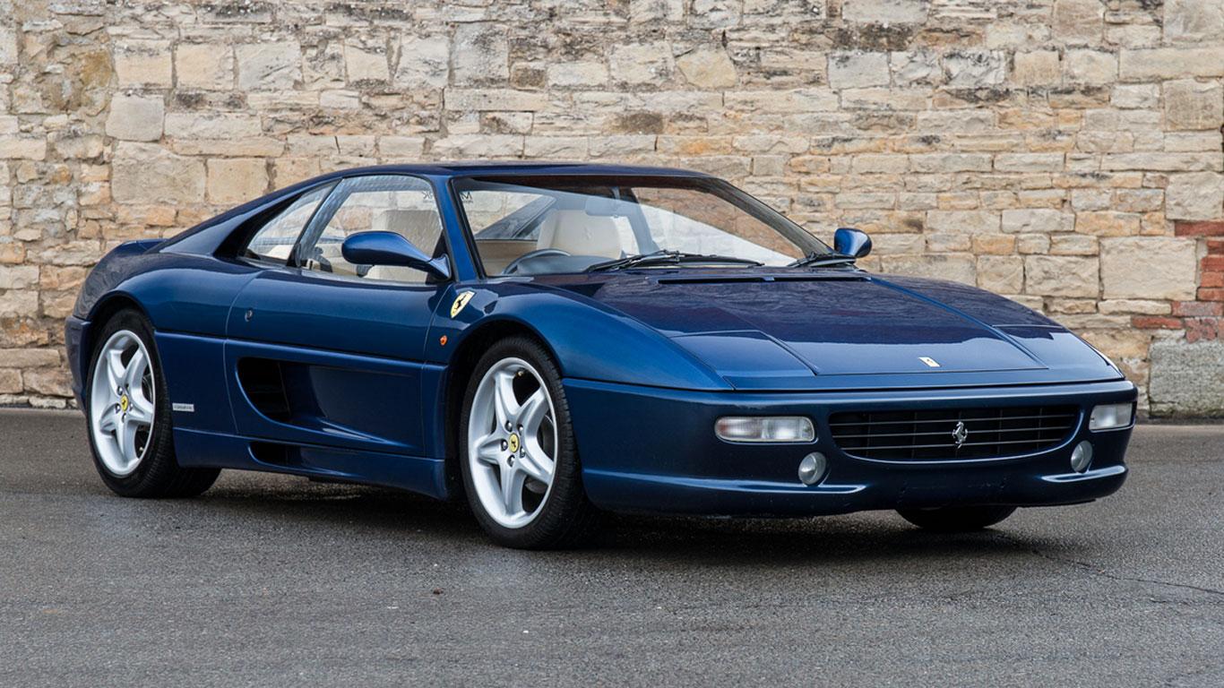 Ferrari F355 F1 Berlinetta: £65,000 - £75,000