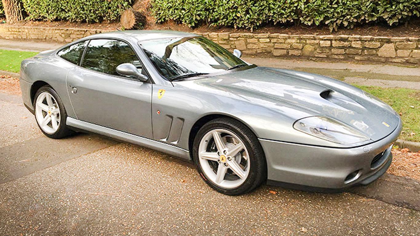Ferrari 575M Maranello F1: £58,000 - £66,000