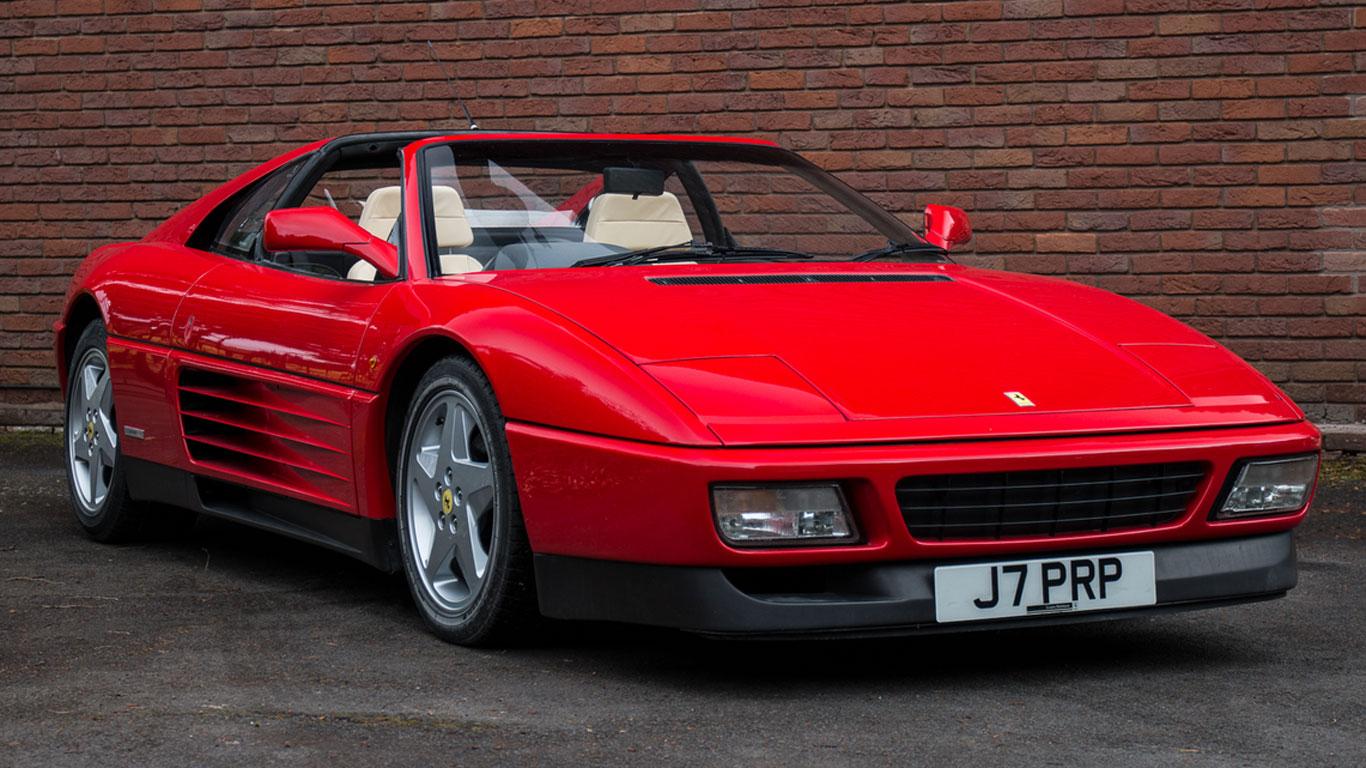Ferrari 348 TS: £60,000 - £70,000