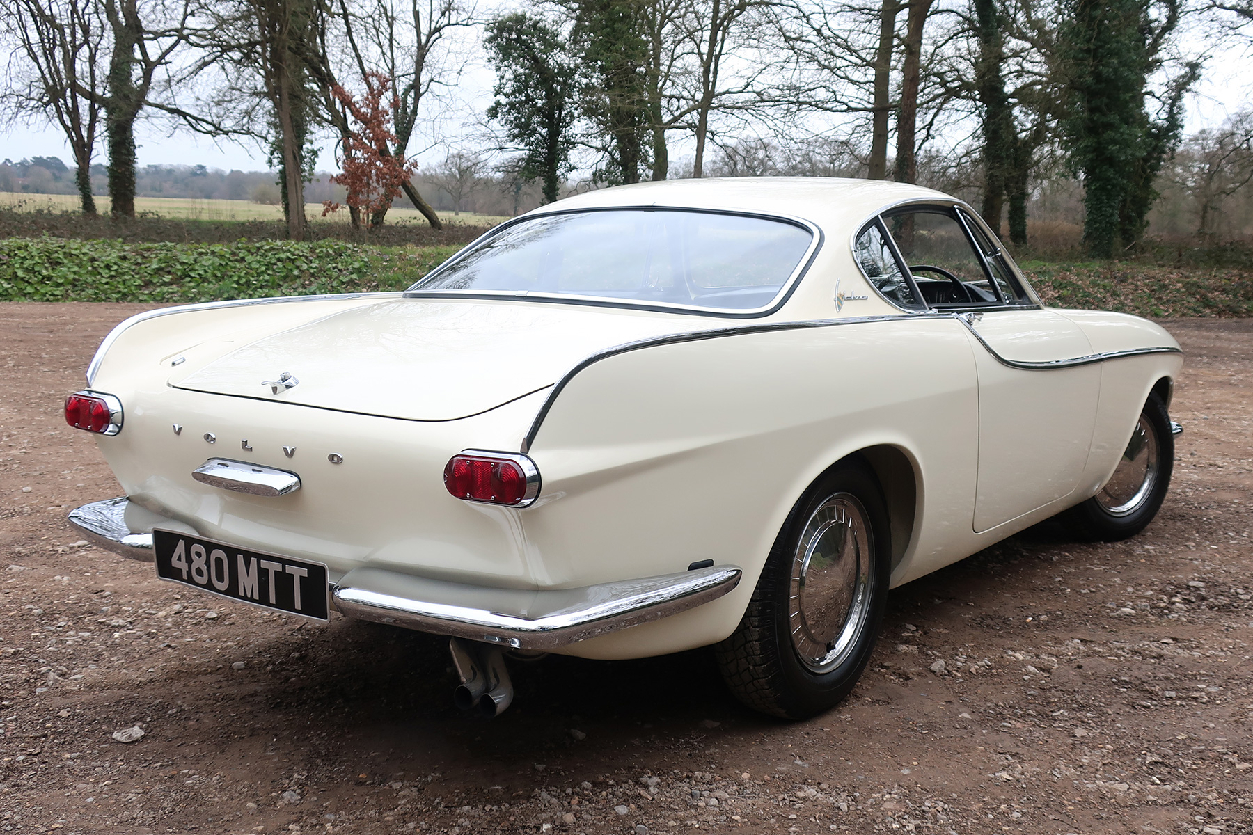 Volvo Enthusiasts Club Volvo P1800 1961 1963 Jensen Built