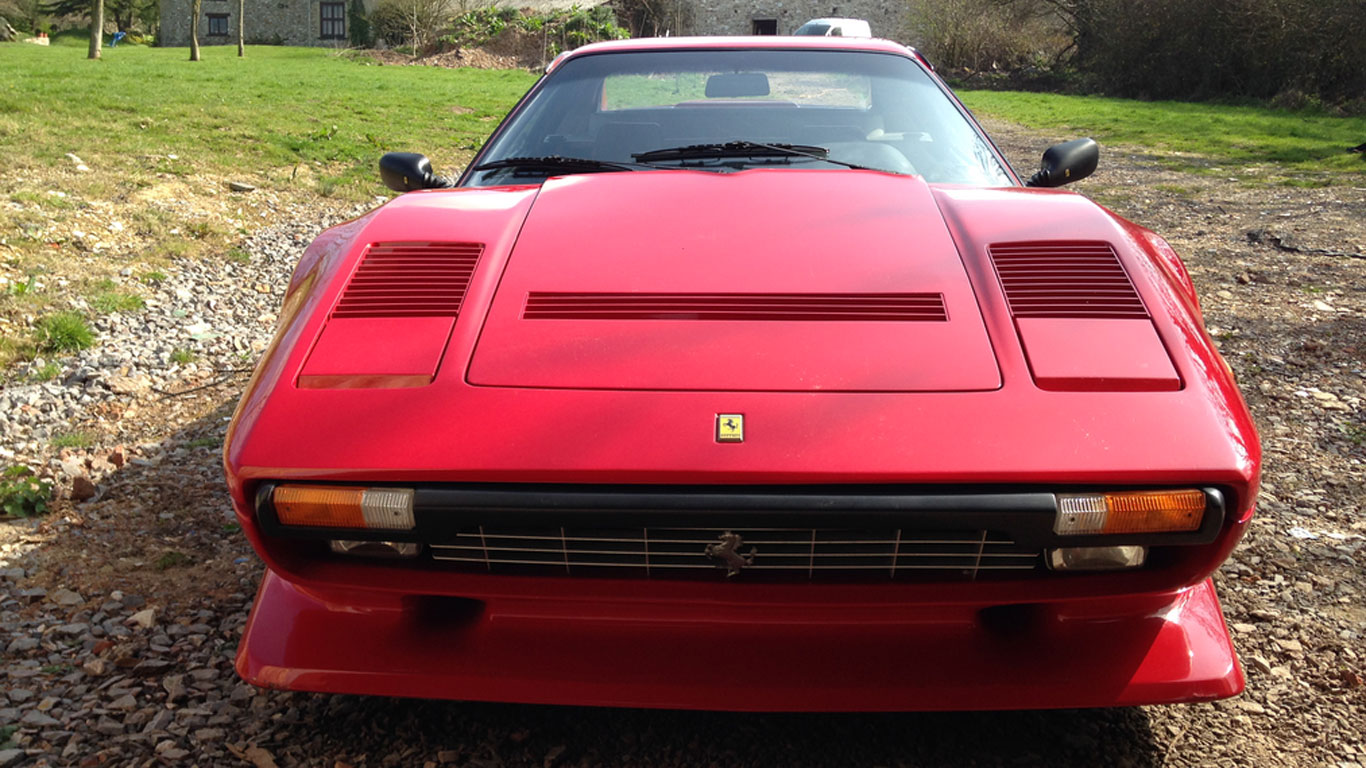 Ferrari 308 GTB QV: £45,000 - £55,000