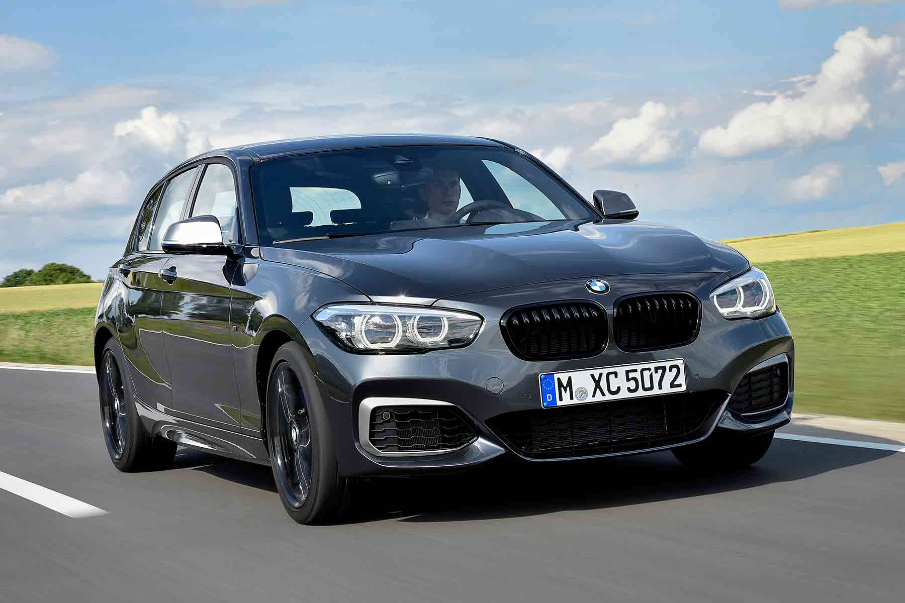BMW 1 Series 5 door 2017