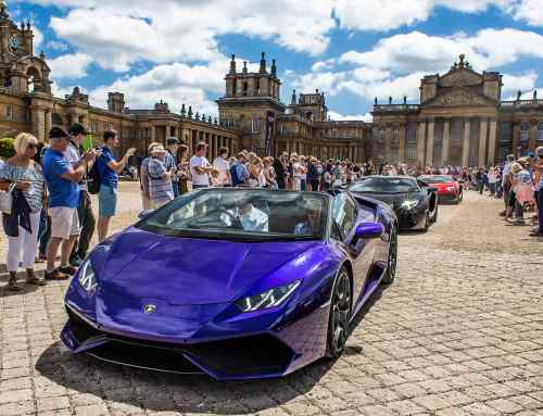 The must-visit events for car enthusiasts in 2018