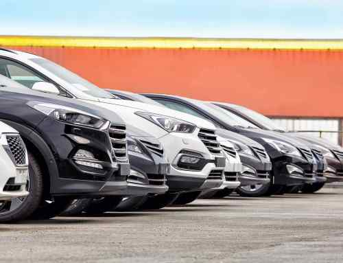 EU new car sales fall for the first time in 4 years