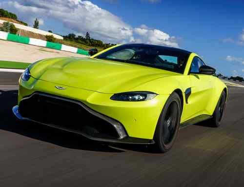 2018 Aston Martin Vantage first drive: pure sports car takes on Porsche