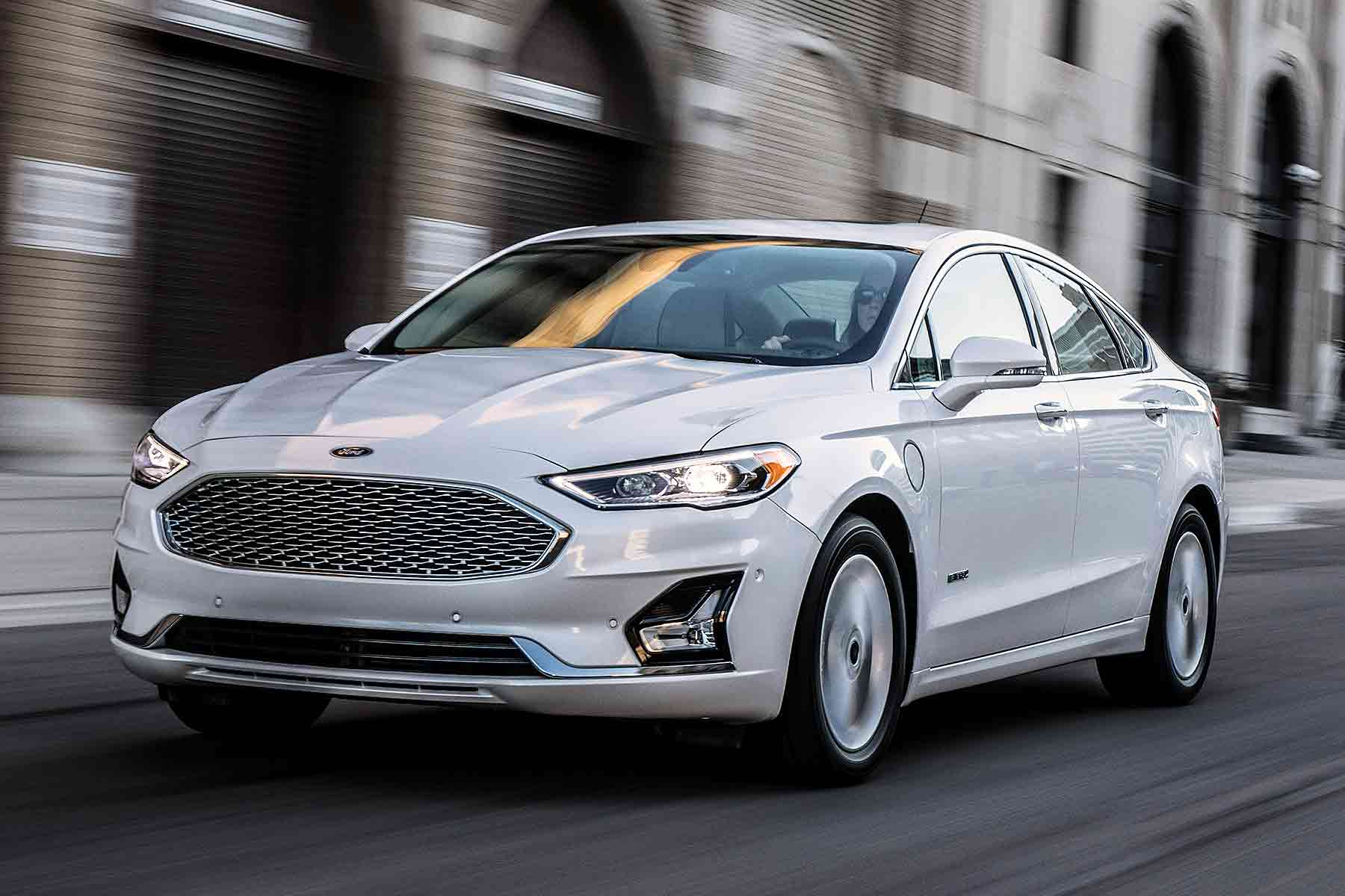 Ford Fusion North America
