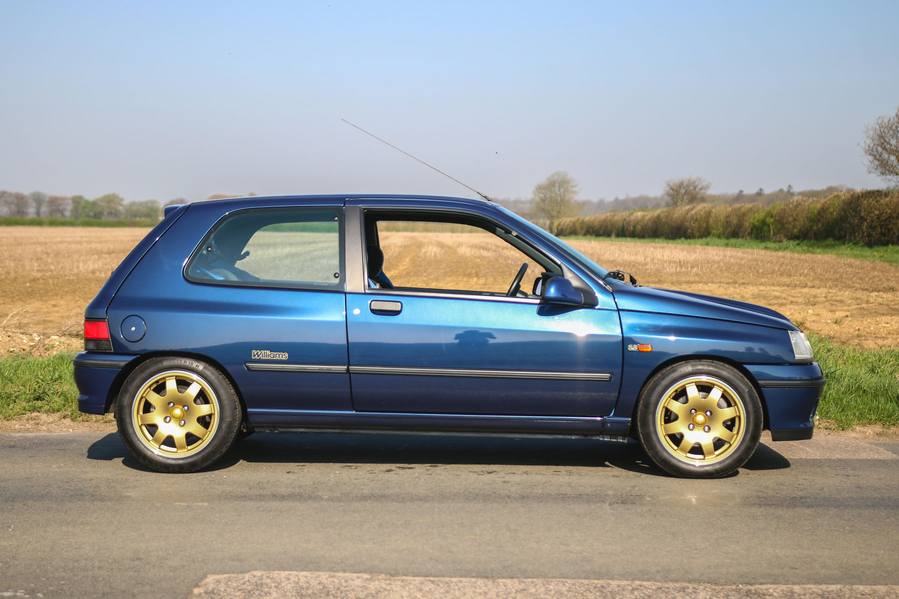 Renault Clio Williams Review: The Perfect Pocket-rocket