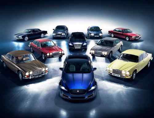 Jaguar celebrates 50 years of XJ with luxury special