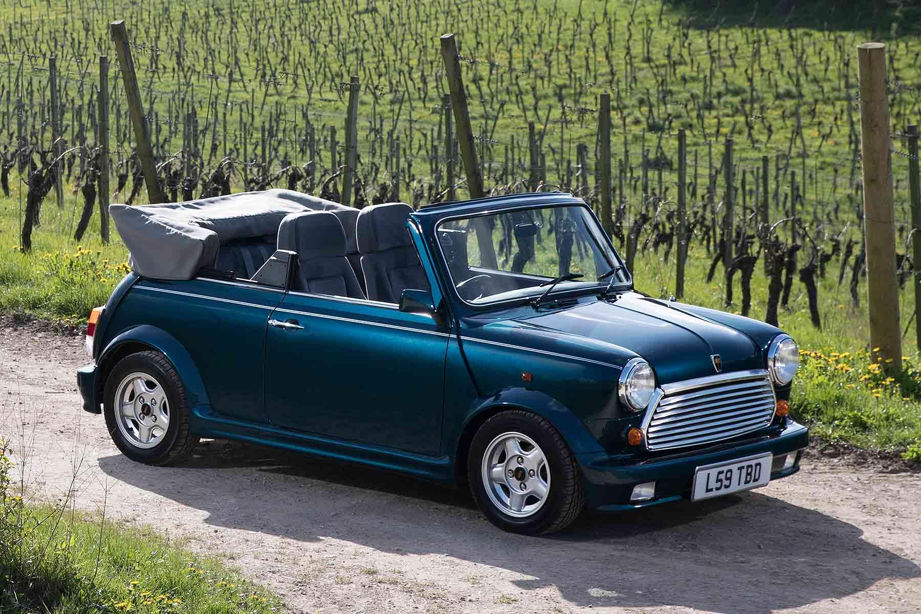 Retro Mini Cabriolet