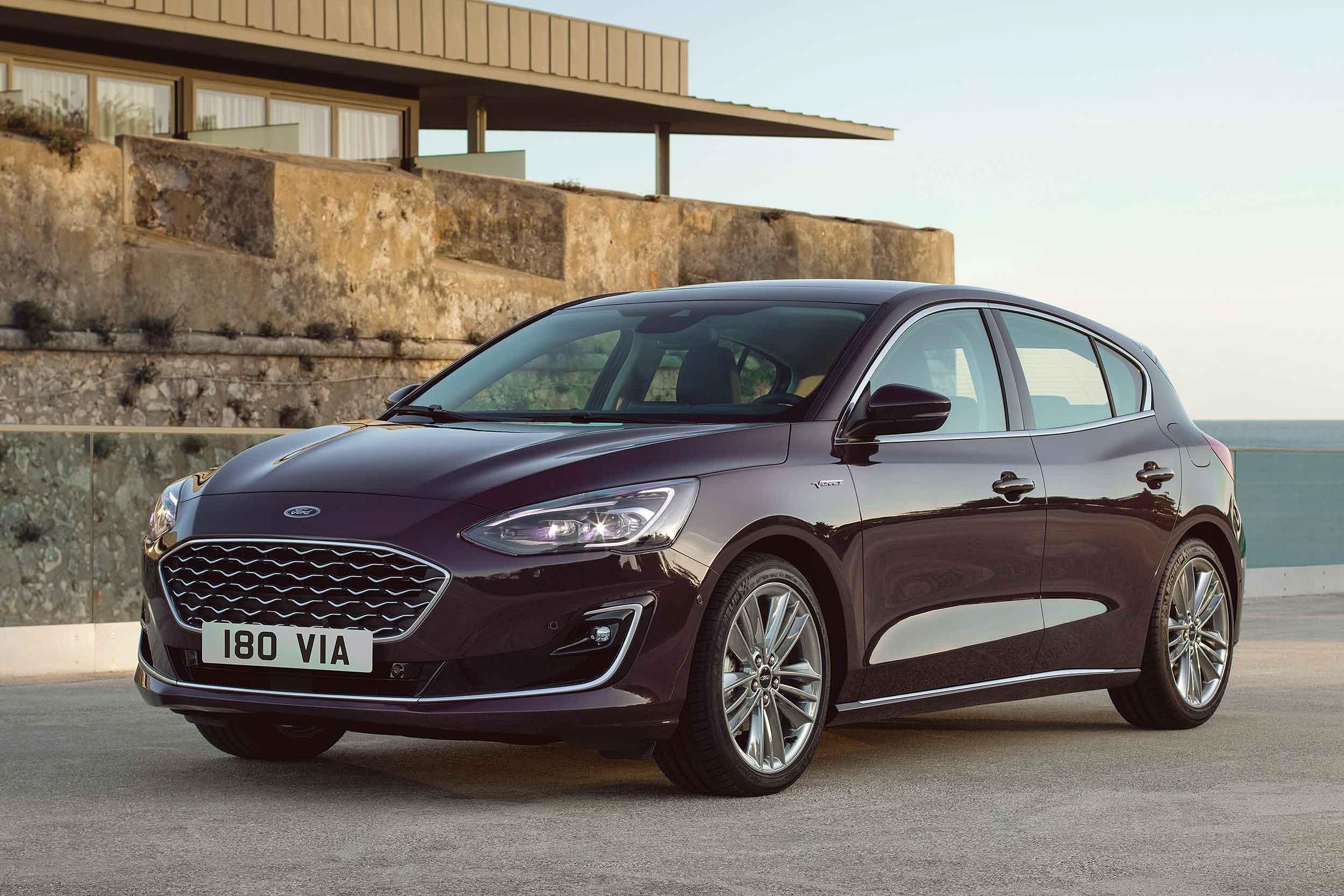 New 2018 Ford Focus Vignale