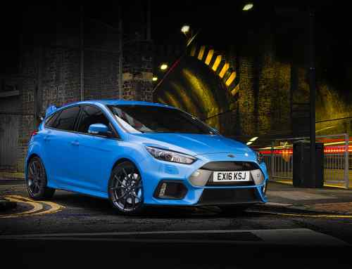 Outrospective: farewell to the Ford Focus RS