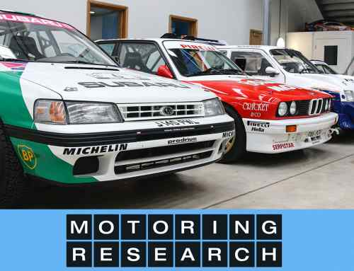 Take a tour of Prodrive's collection of classic motorsport legends