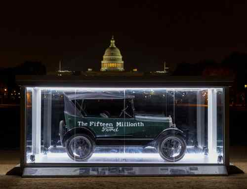America's rarest cars on display at the Capital