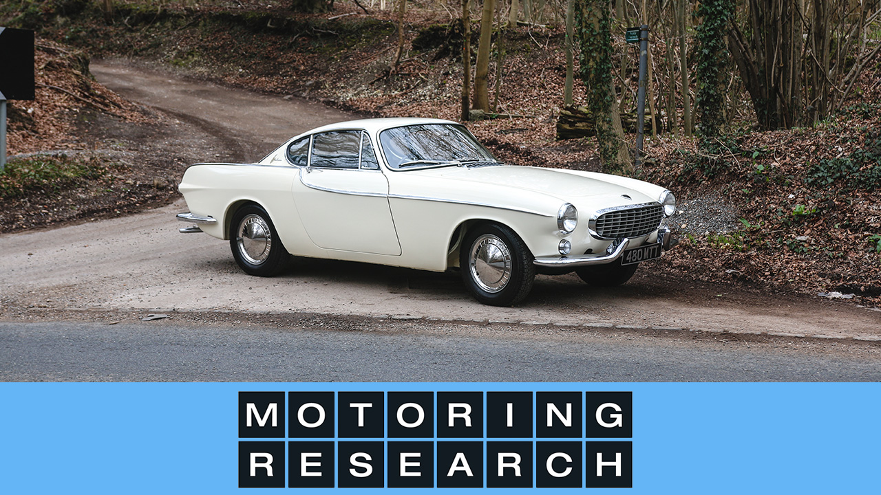 Volvo P1800 video review
