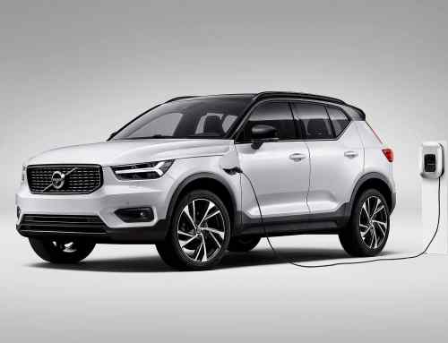 Every other new Volvo will be all-electric by 2025