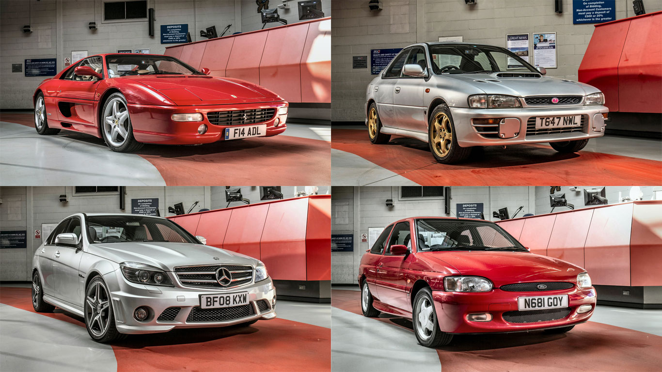 Future classics on offer at BCA Nottingham sale