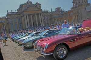 Supercars at the Palace