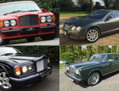 Bargain used Bentleys you can buy now