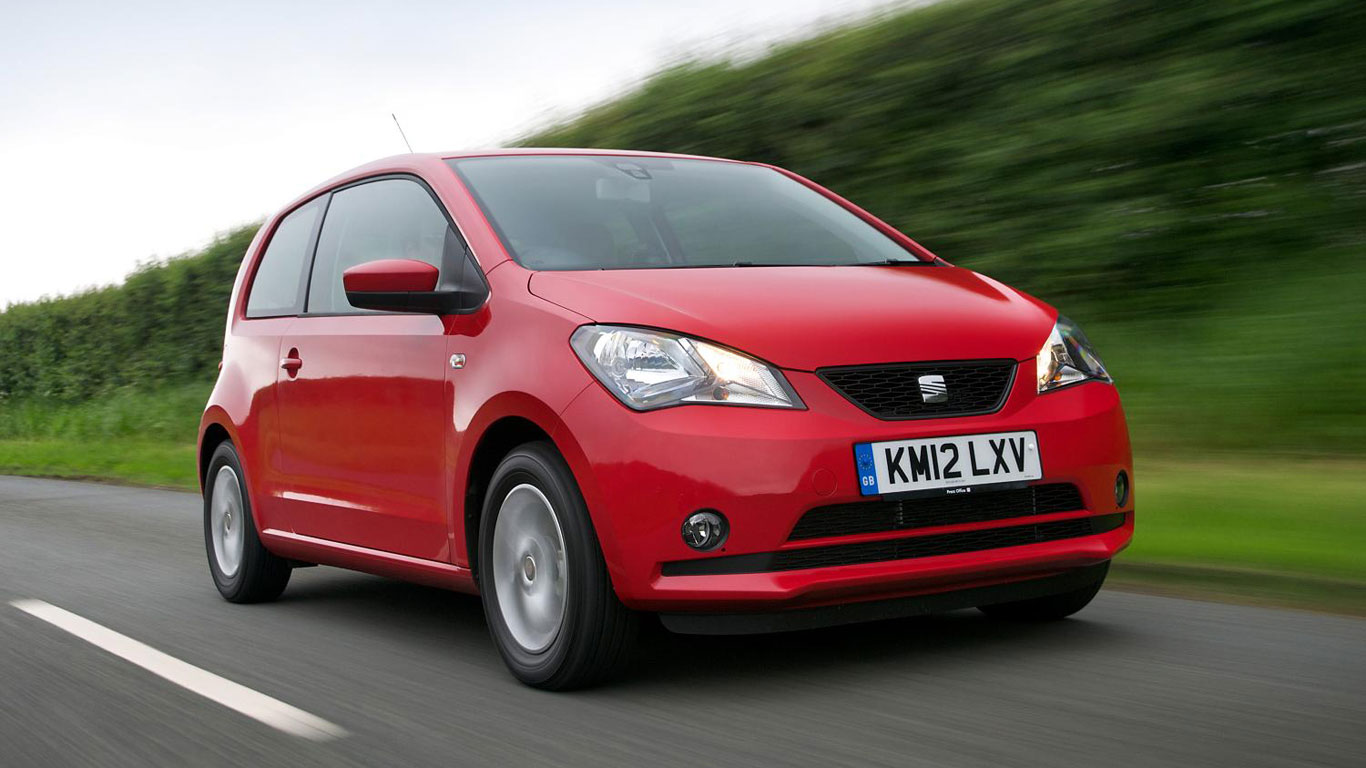 The UK's cheapest cars to service