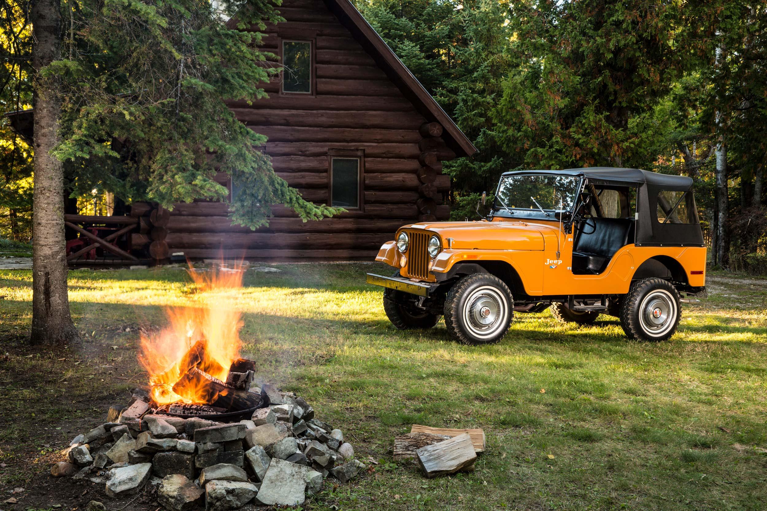 1955-1983 Jeep CJ-5
