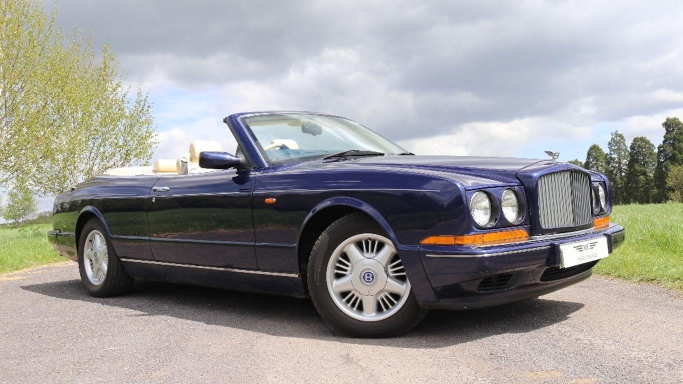 Bargain used Bentleys you can buy now