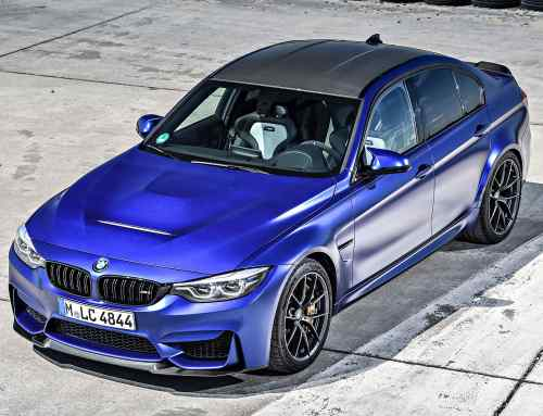 MR week in review: falling in love with the latest BMW M3 at last