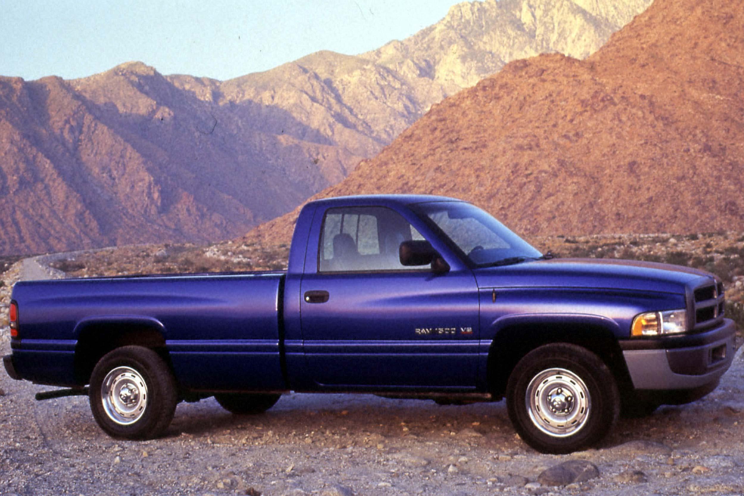 1994 Dodge Ram 1500 4x2