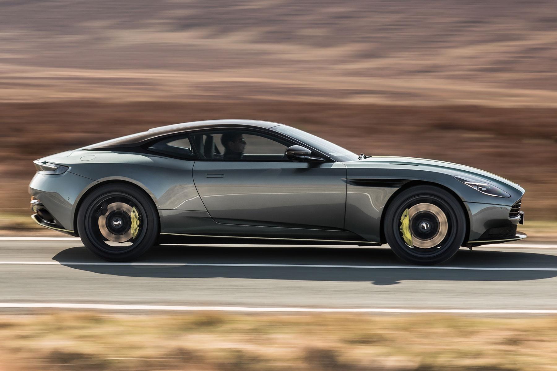 0f3040bc482e Aston Martin DB11 AMR review  639hp supercar earns its stripes