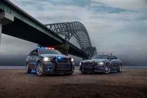 2018 Dodge Durango Police Pursuit SUV