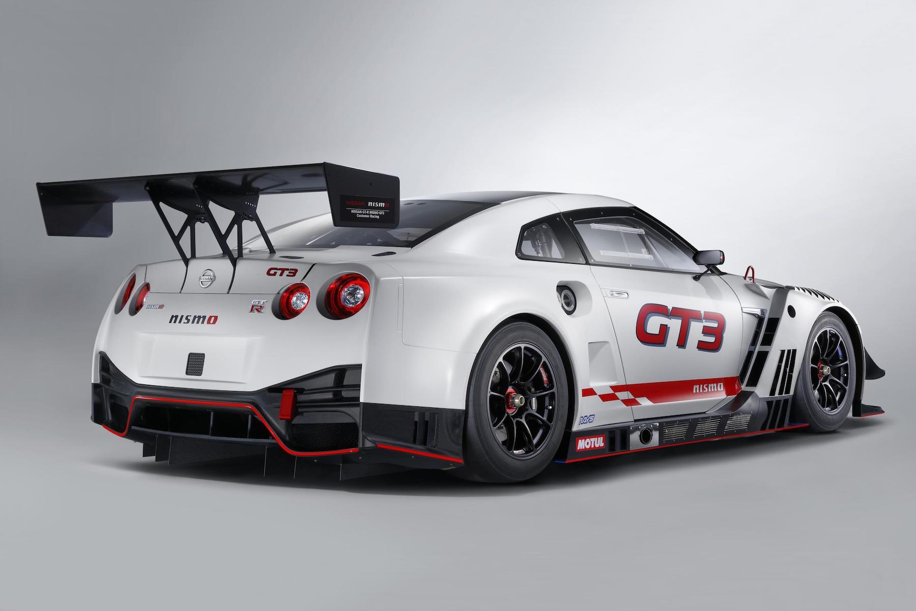 2018 Nissan GT-R Nismo GT3