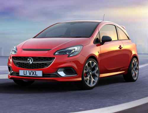 The new 150hp Vauxhall Corsa GSI will do 0-62mph in 8.9 seconds