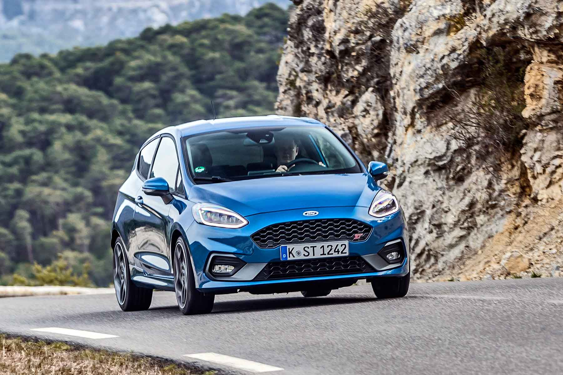 Performance Ford In Fiesta 2018 Blue St vpw4IZxI