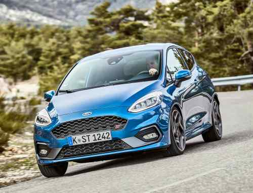Why is the 2018 Ford Fiesta ST such a star car?